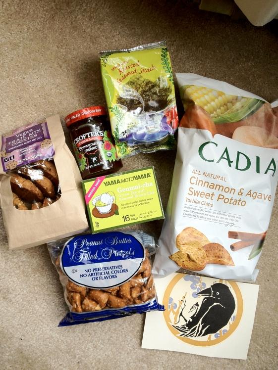 Food swap package